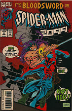 Spider-Man 2099 #17 (Mar 1994, Marvel) VF/NM
