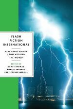 FLASH FICTION INTERNATIONAL: Very Short Stories from Around the World - New mint