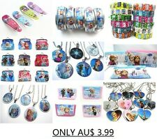 ALL AU$ 3.99 FROZEN ANNA ELSA MIXED RINGS NECKLACES BRACELETS