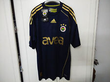Adidas 2010-2011 Official  Fenerbahce Goalkeeper Soccer Jersey