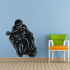Wall Decal Dirty Motocross Motorcycle Jumping Moto Sport Extrime Kids M1428