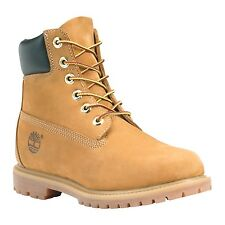Women's Timberland Classic 6-Inch Premium Waterproof Boot Wheat Nubuck 10361