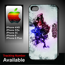 LEAGUE OF LEGENDS Moba MMO Title New  Cover Iphone 4 4S 5 5s 5c 6 6 Plus Case