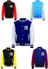 NY varsity jacket letterman new york mens womens