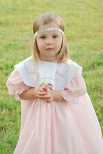 Newborn Headband, Baby Headband, Toddler Girl Headband , Baptism, Photo Prop