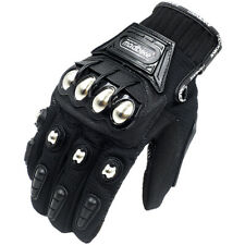 2015 New Hot Metal Strong Knuckle Mad Racing Motocross Motorcycle Armour Gloves