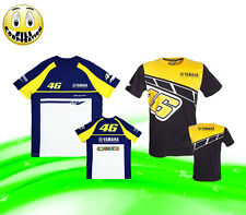 T-Shirt VR 46 VALENTINO ROSSI M1 yamaha Factory Racing the doctor Moto GP MAGLA