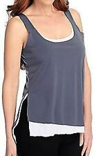 NEW The Countess Collection Knit Sleeveless  Hi-Lo Scoop Neck Tank Top - M or 1X