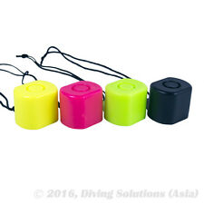 Scuba Diving Dive Tank Valve Cap Protector Blue Green Yellow Black Color
