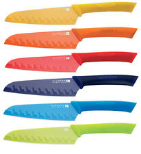 SCANPAN Spectrum Soft Santoku Touch Knife RRP $12.95 SAVE 6 COLOURS TO CHOOSE