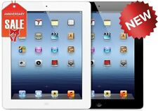 NEW Apple iPad 3rd gen 16GB Wifi Tablet (Black or White) - Retina Display