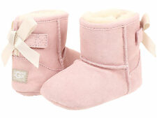Crib UGG Australia Jesse Bow Boot 1006483I Baby Pink 100% Authentic Brand New