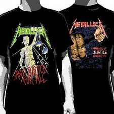 Metallica - And Justice For All - Mens Short Sleeve T-Shirt