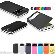 Housse Coque Case S-VIEW COVER Flip COVER GALAXY S4 / S4 Mini Etui Film & Stylet