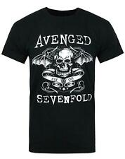 Official Avenged Sevenfold Skull Men's T-Shirt