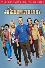 Big Bang Theory Season 8 (DVD, 2015, 3-Disc Set)