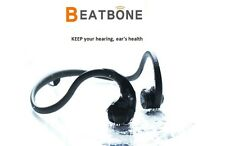 Bone Conduction EarPhone Headset Waterproof Protect & Surpport Deafness Safety