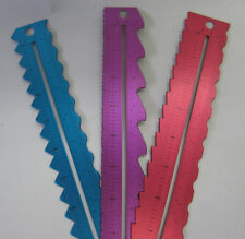30cm Paper Tearing Ruler Different Effects For Craft, Scrapbooking & Card Making
