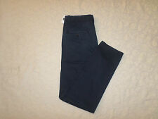 GAP CHINO LIVED-IN TAPER PANTS MENS DARK BLUE MANY SIZES AVAILABLE NEW NWT