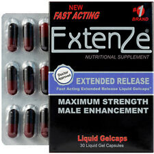 ExtenZe Penis Enlargements: All Natural Male Enhancement Pill