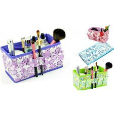 LOUS Folding Multifunction Makeup Cosmetic Storage Box Container  Jewelry bag