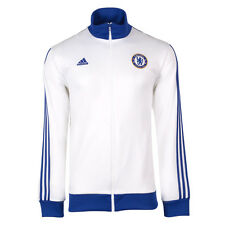 CHELSEA ADIDAS ZIP UP JACKET ,Cotton Track Top BRAND NEW WITH TAGS
