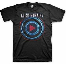 Alice in Chains Played T-Shirt Black XXL Rock & Roll Grunge New