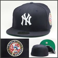 New Era New York New York Yankees Fitted Hat 1949 World Series Side Patch MLB