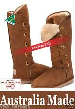 New Australia Made UGG Boots w/ Genuine Australian Sheepskin-Fashion Eyelet Tall