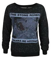 Amplified Stone Roses I Wanna Be Adored Women's Sweatshirt