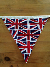 Union Jack Bunting, Birthdays, Parties, Carnivals, Tents, Bedrooms, Beach Huts
