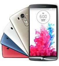 NEW LG G3 D850 (AT&T GSM Unlocked) Android 4G LTE 32GB 13MP Smartphone A
