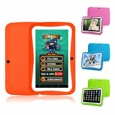 """8GB 7"""" Google Android 5.1 Education Children Kids Mid Tablet HD Quad Core&Camera"""