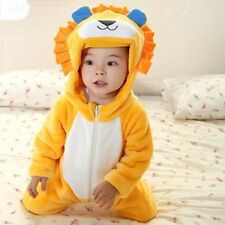 Baby Boy Girl Lion Carnival Fancy Dress Party Costume Outfit Cloth Romper 3-24M