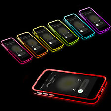 LED Flash Light UP Remind Incoming Call Cover Case Skin For iPhone 6/6 Plus