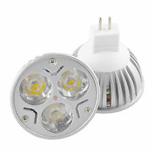 Bright Epistar Led Bulb Light Spot Lamp 9W MR16 Downlight Warm Cool White 12V DL