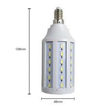 EPISTAR E14 10W 60 LED 5630 SMD Corn Light Bulb Lamp 110V 220V Warm Day White DL