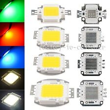 1/10 X 10w 20w 30w 50w RGB Warm Cool White LED Lamp Flood Light SMD Chip Bead