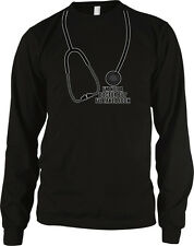 Im Not A Doctor But Ill Take A Look Funny Rude Humor Sexual Long Sleeve Thermal