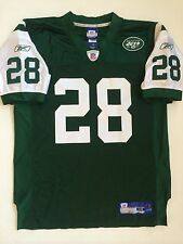 Vintage Authentic Curtis Martin New York Jets Reebok NFL Equipment Jersey