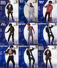 Adult Men's Fancy Dress Halloween Party Costume one size fit most Large Variety