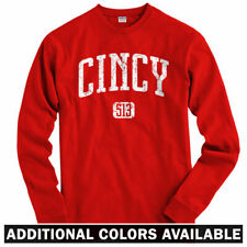 Cincy 513 Cincinnati Long Sleeve T-shirt LS - Bengals Reds Bearcats  Men / Youth
