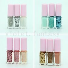 Environmental Protection And Health Color Nail Polish Color Magic