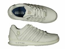 MENS TRAINERS K.SWISS RINZLER SP 02283-912-M LACE UP TRAINERS SIZES 6 - 11