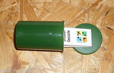 Geocaching Geocache- Film container 35mm Micro + Logbook NEW