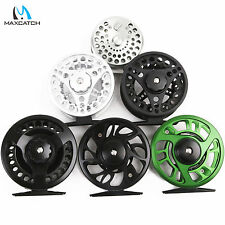 Fly Reel 3/4/5/6/7/8WT Aluminum Large Arbor Fly Fishing Trout Reel