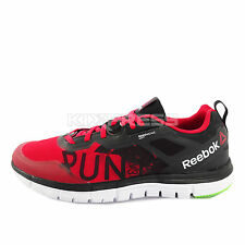 Reebok Zquick Soul GP [V67337] Running Black/Red-White-Green