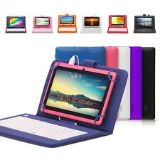 """iRULU eXpro X1 7"""" Tablet PC Android 4.4 Quad Core 8GB Pad w/ Keyboard & Earphone"""