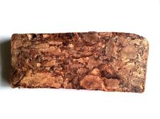 1 Pound. Hand Made Natural Raw African Black Soap, Unrefined From GHANA