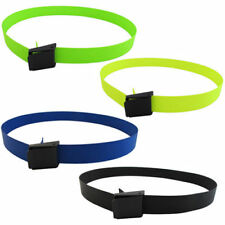 """Scuba Diving 60"""" Long 2"""" Webbing Weight Belt with Plastic Buckle"""